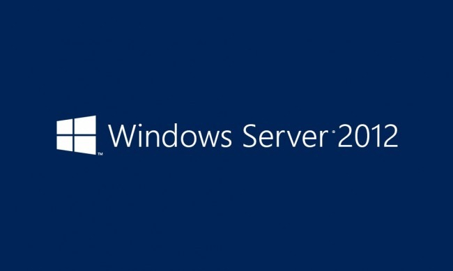 logo window server 2012
